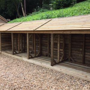 Timber Log Stores