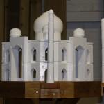 Taj Mahal Bird Table