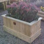 Garden planter - Large Hnadmade Bampton Devon Exmoor