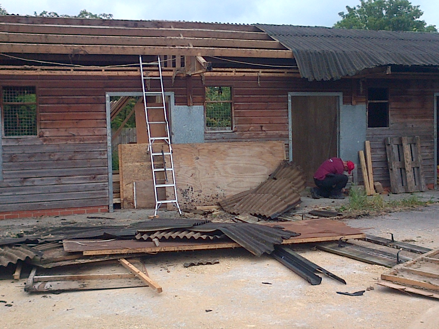 Stable Renovations The Wooden Workshop Devon Nr Exmoor