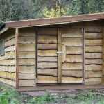 Rustic Shed - The Wooden Workshop - Bampton - Devon