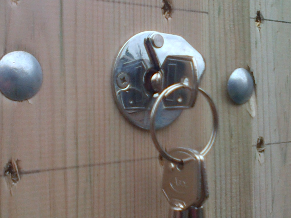 Secure Locks With Tamper Proof Fixings The Wooden