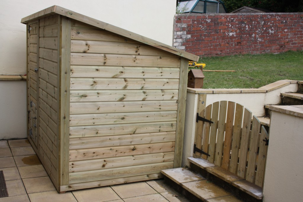 Kennel And Gate Set The Wooden Workshop Oakford Devon