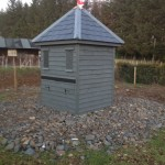 Slate Chicken Hut The Wooden Workshop Oakford Devon