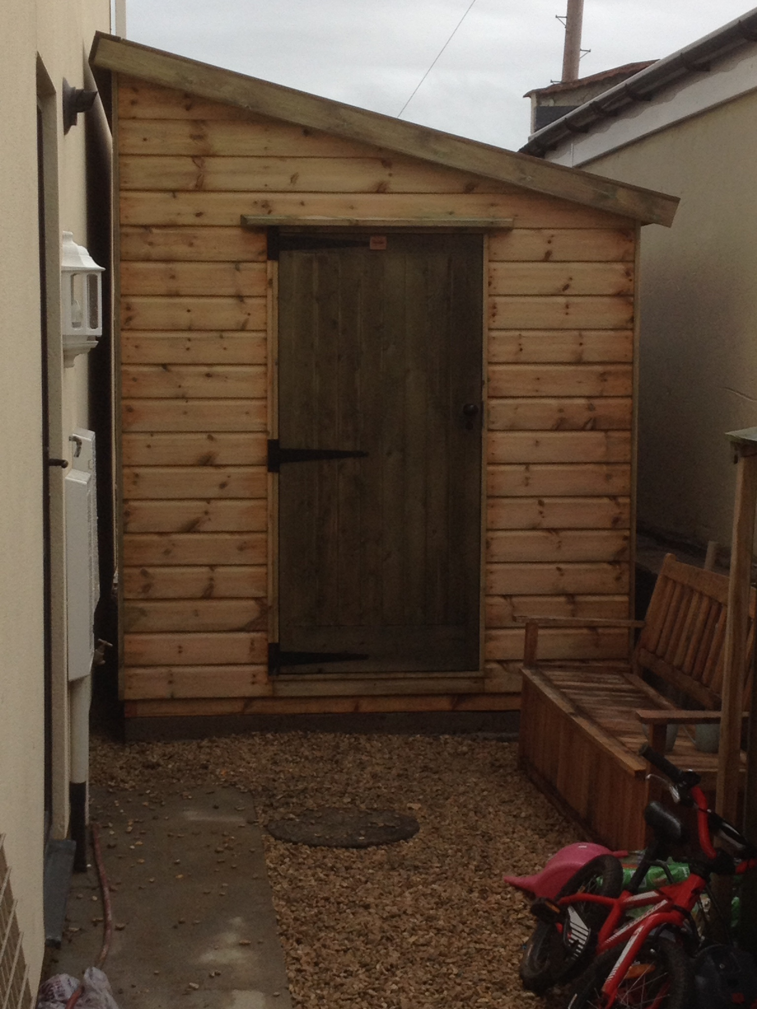 solid unique garden wood outdoor of plans shed sheds small storage tool beautiful wooden