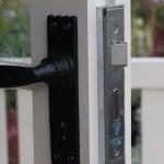 Secure Lockable doors - Veranda summerhouse