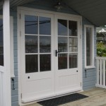 Veranda Summerhouse Glazed Doors