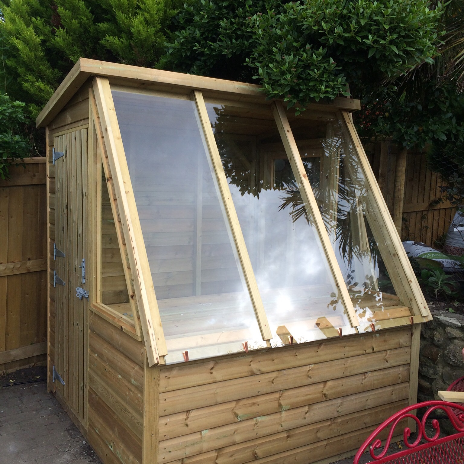 Garden Potting Sheds The Wooden Workshop Oakford Devon