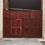Exeter Guidhall Gates