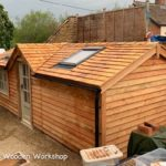 Timber cabin - The badger The Wooden Workshop Bampton Devon