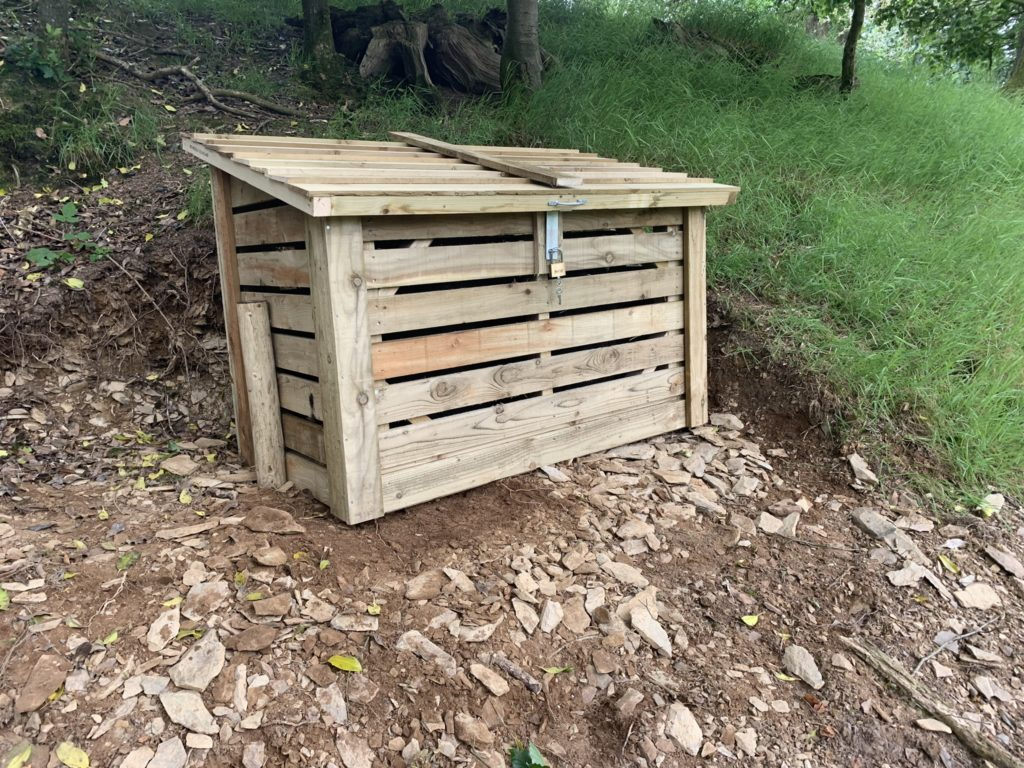 Eco Composter Eco Toilet Log Cabin The Wooden Workshop