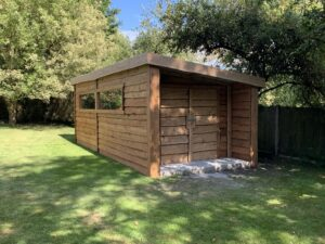 Waney Edge Timber Workshop - The Wooden Workshop Bampton Devon